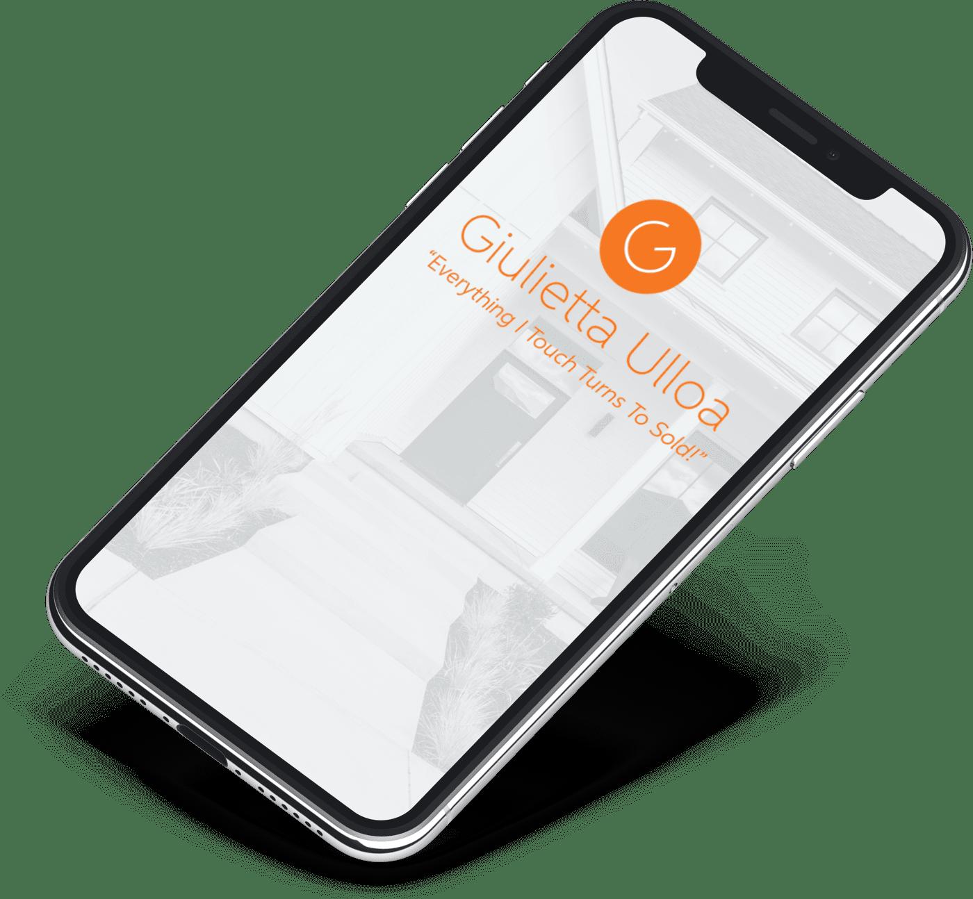 Giulietta Ulloa Key Biscayne Realtor App