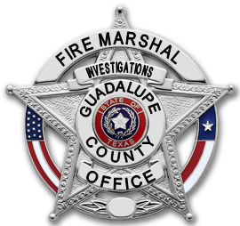 Guadalupe County<br>Fire Marshal