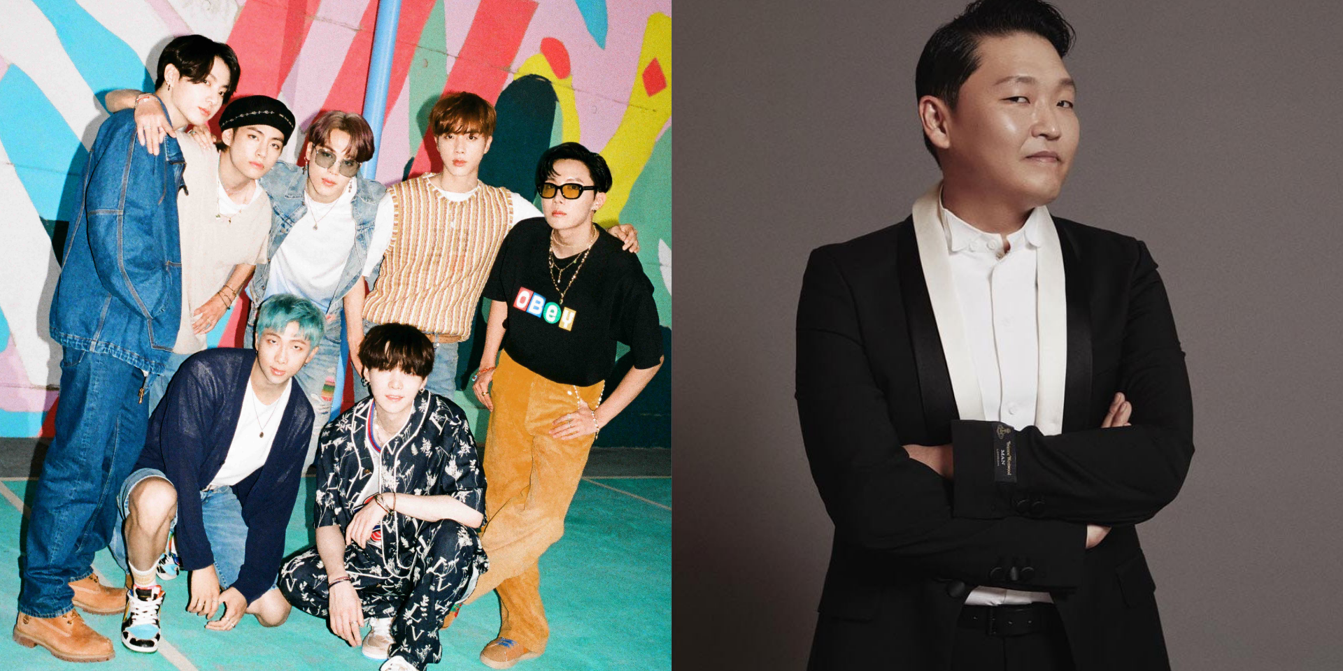 BTS' 'Dynamite' overtakes PSY's 'Gangnam Style' record for the longest-charting song by a Korean act on Billboard's Hot 100 chart