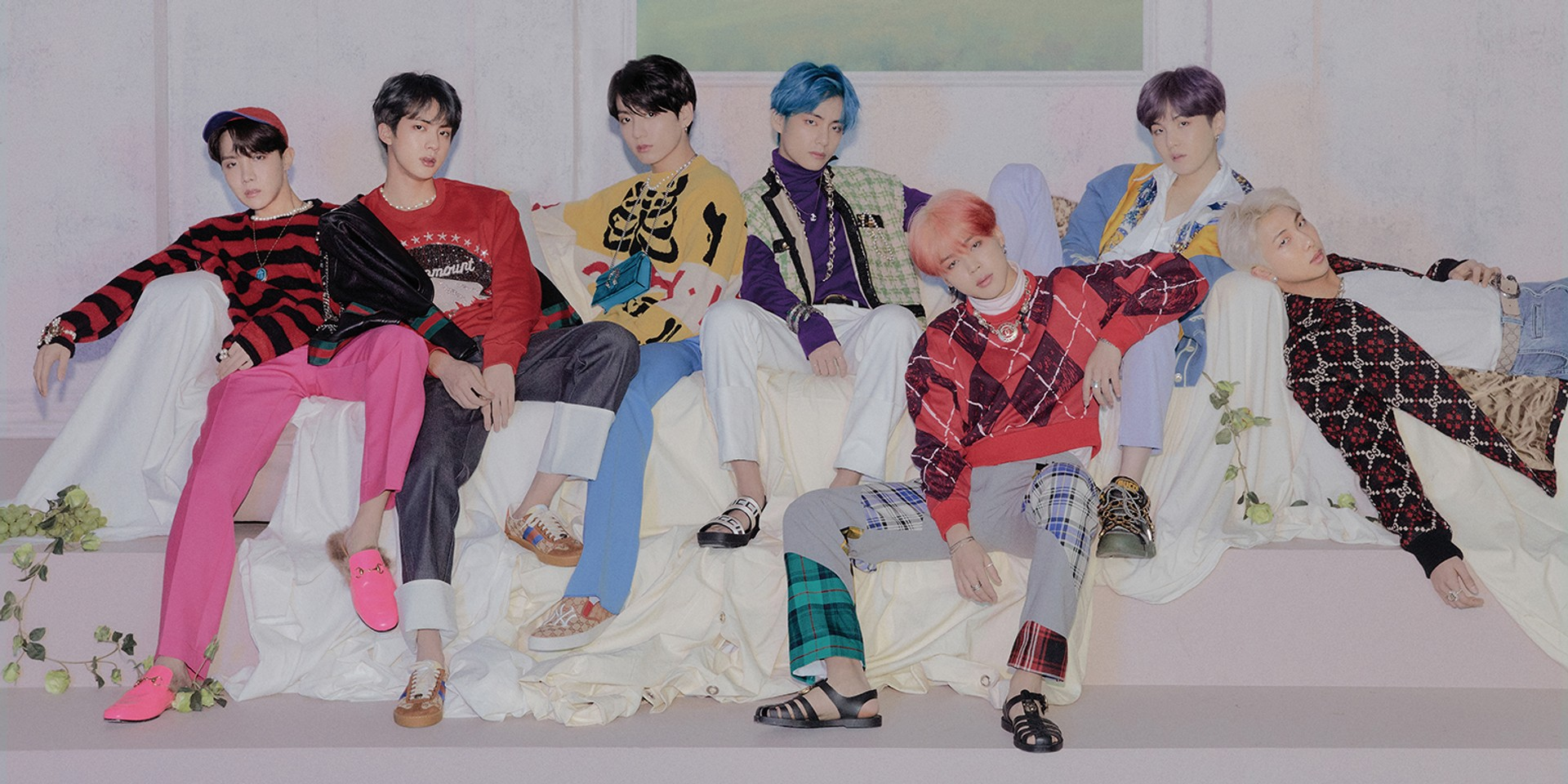 BTS announce new album, Map of the Soul: 7, out next month