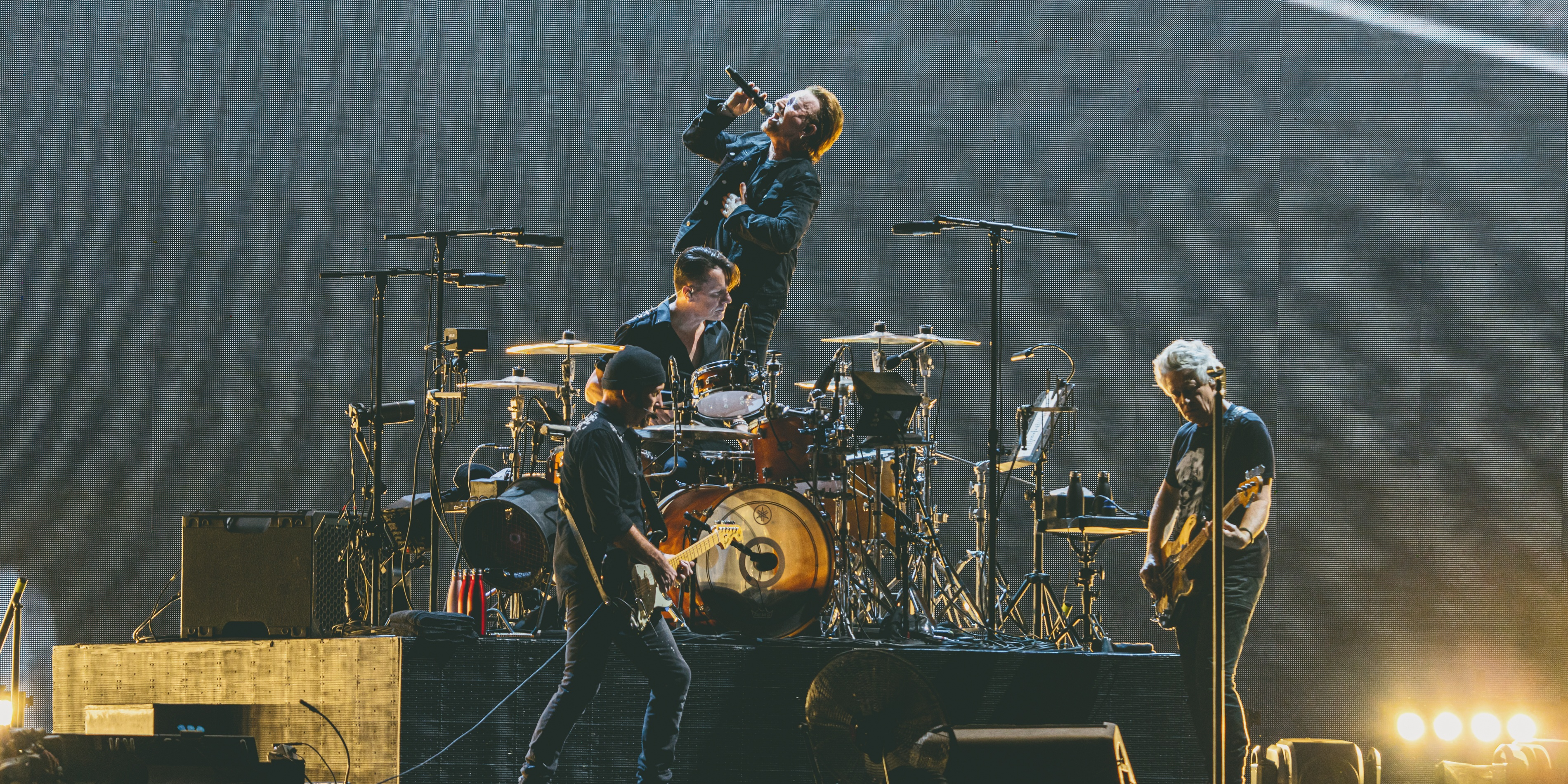 U2 bring ultimate fan-service to Singapore with The Joshua Tree tour – gig report