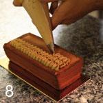 chocolate log masterclass