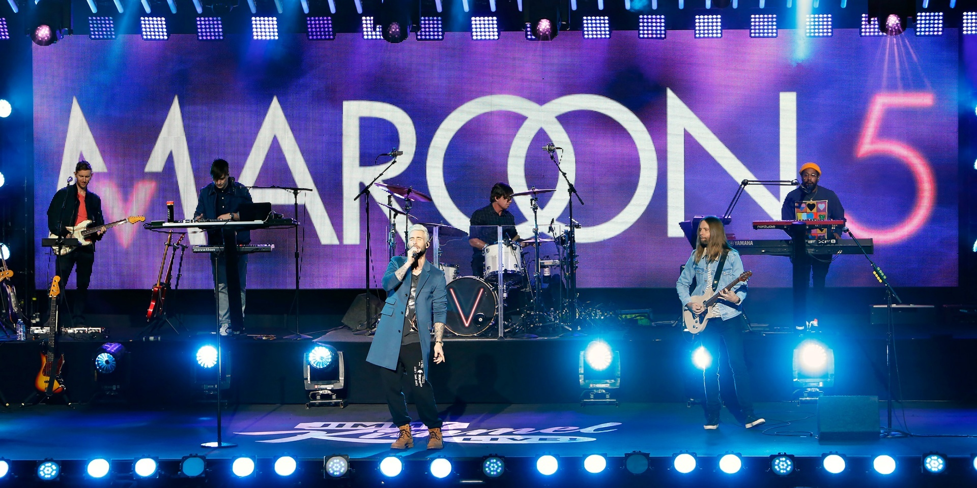 Maroon 5 returns with a nostalgic new single 'Memories'