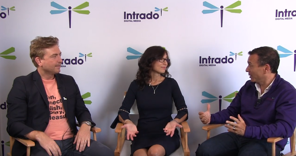 Kris Stenkula, Product Evangelist at Intrado, Deirdre Breakenridge, Chief Executive Officer of Pure Performance Communications and Ben Chodor, President of Intrado Digital Media, discuss the power of podcasts.