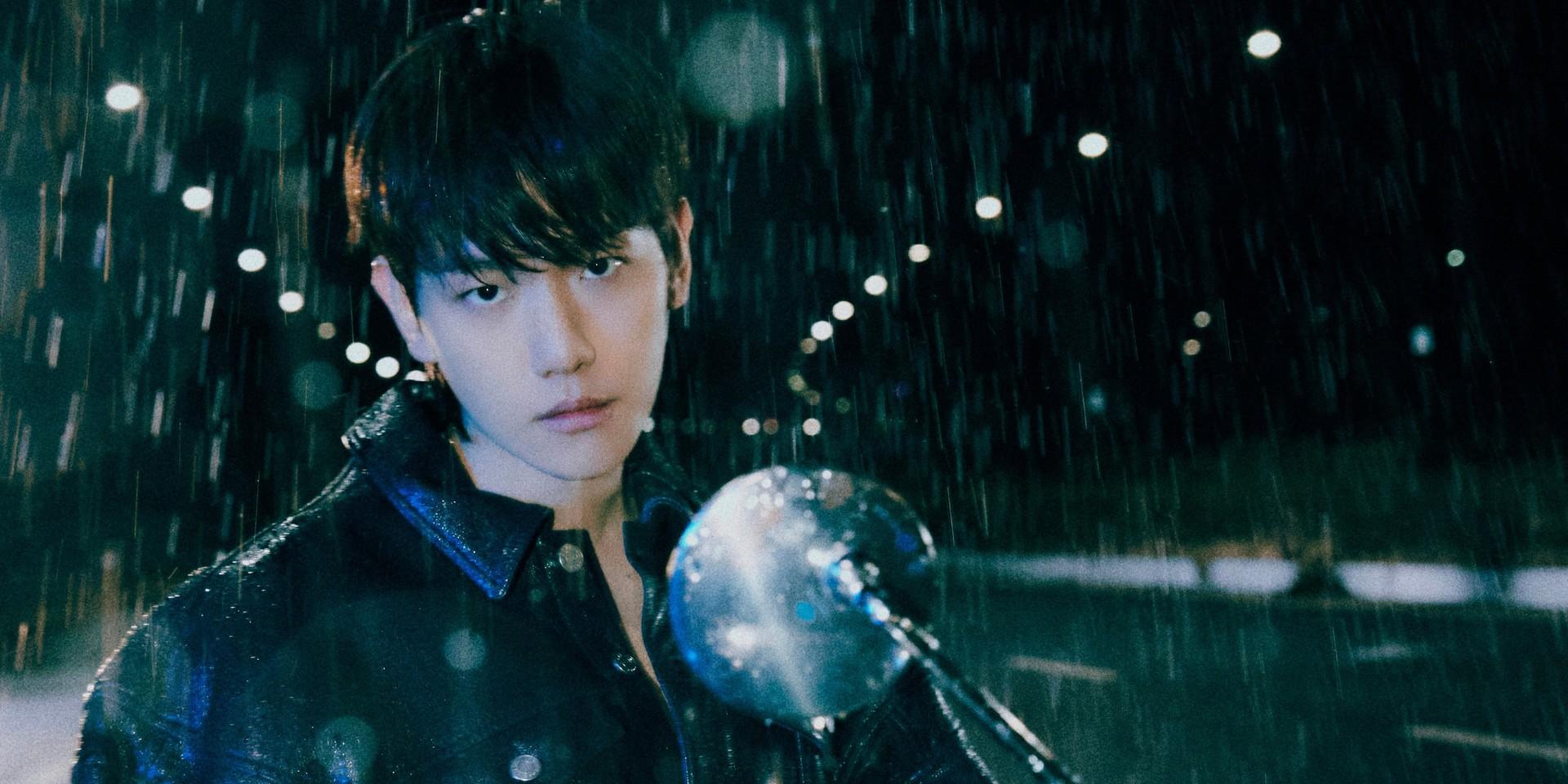 EXO's Baekhyun to drop a solo album, BAMBI, this March