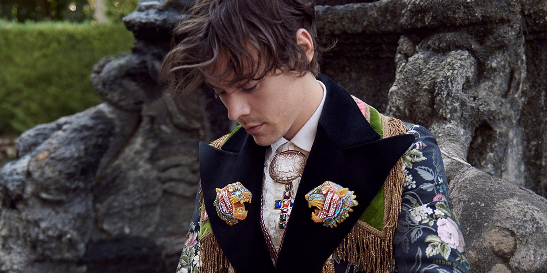 Harry Styles's second studio album Fine Line is finally here – listen