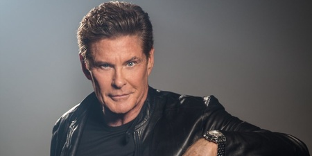"""David Hasselhoff to record """"heavy metal"""" songs for new album"""