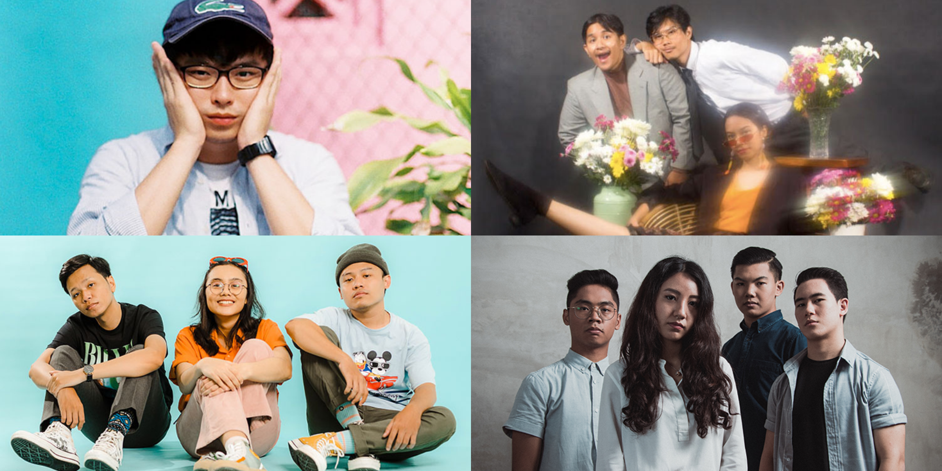Esplanade announces lineup for this month's Rocking the Region – Quite Quiet, Grrrl Gang, Coming Up Roses, Sunwich, and more