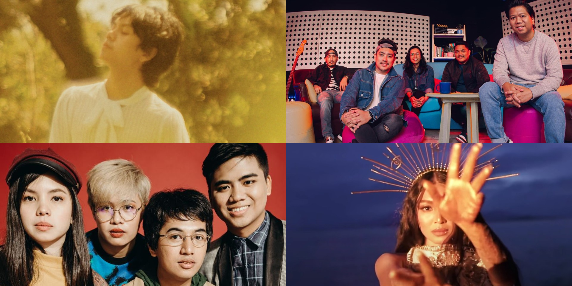 Zild, December Avenue, Nadine Lustre, Oh, Flamingo!, and more release new music – listen