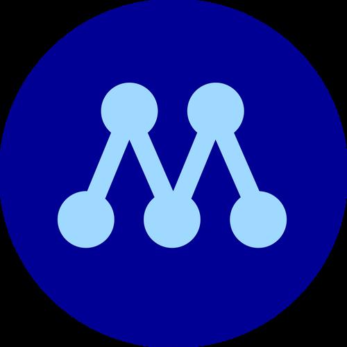 Moderaterna i Stockholms Stad och Län logo