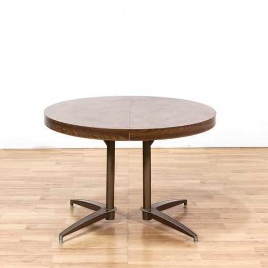 Captivating Retro Mid Century Modern Dinette Table