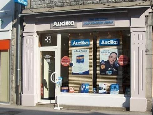 Photo du centre Audika de Besançon
