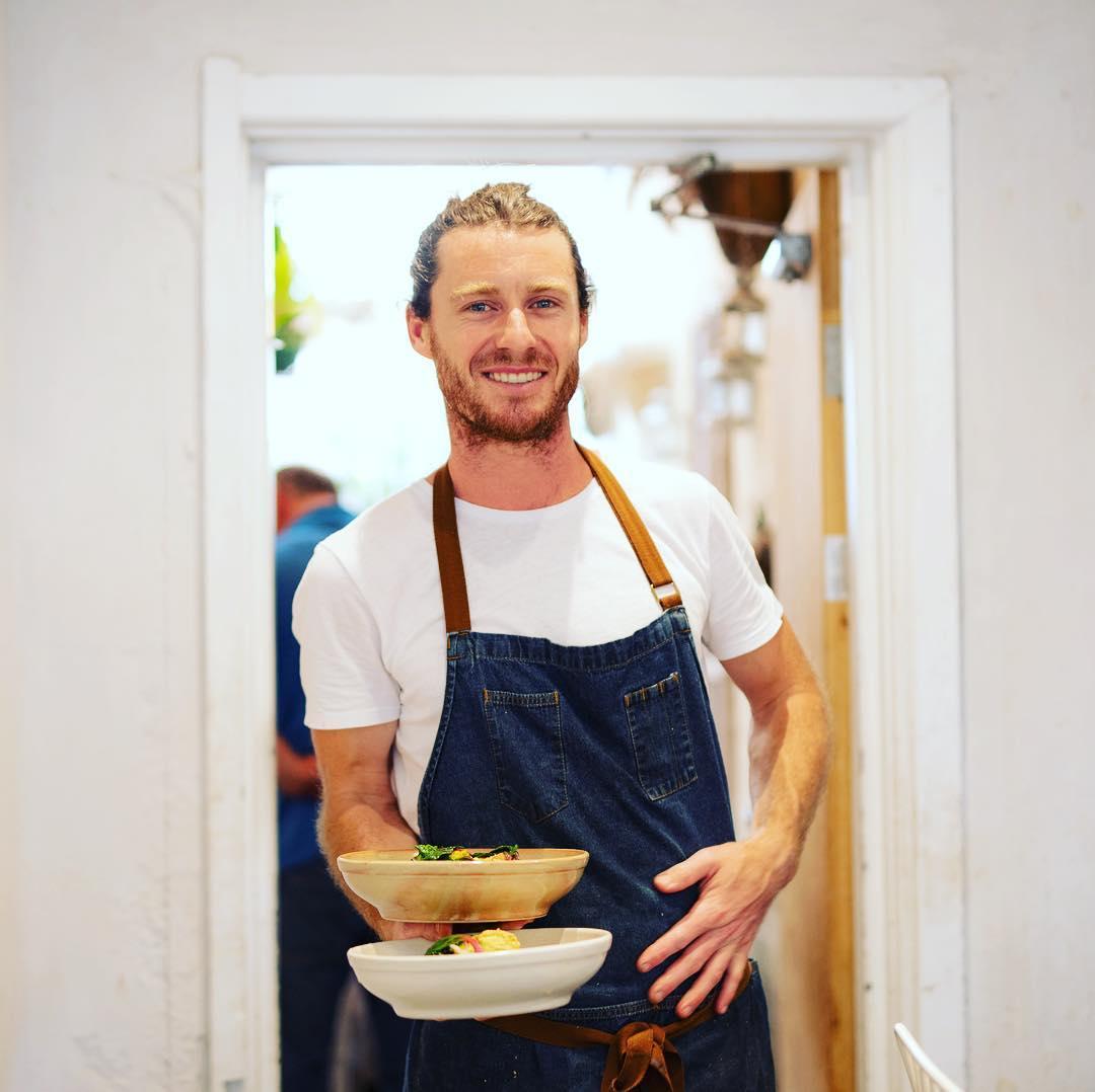 Chef Brendan Cato