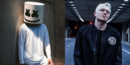 Marshmello fires back at the haters on new track 'Sell Out' with SVDDEN DEATH