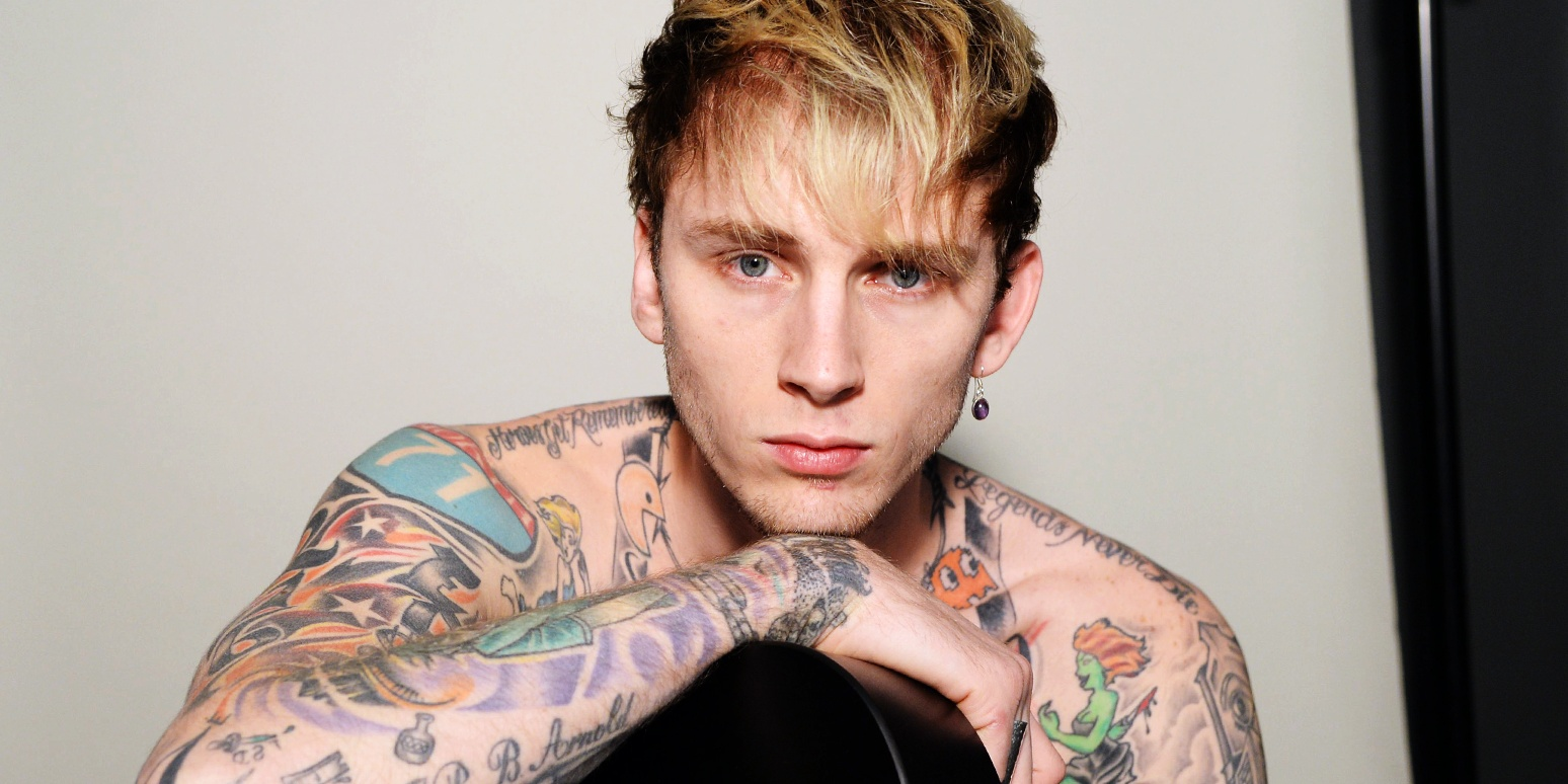 Machine Gun Kelly Confirms Release Date Of Upcoming Album Hotel