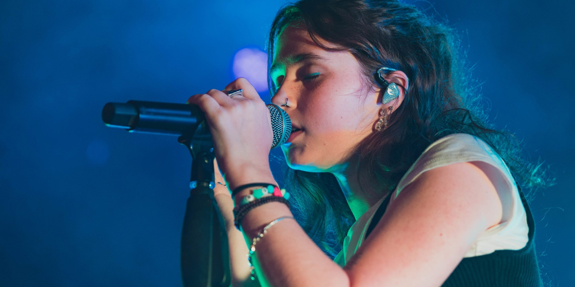 Clairo shares plans to make the live music scene a safer place from harassment and assault