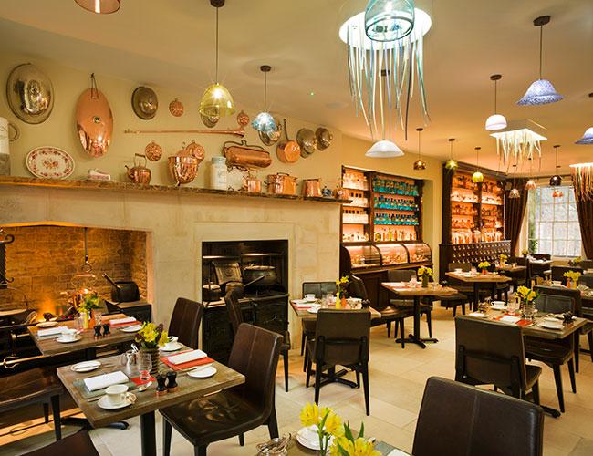 No 15 Great Pulteney, Bath: Café 15