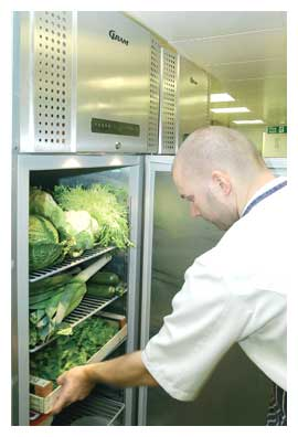Gram refrigerator
