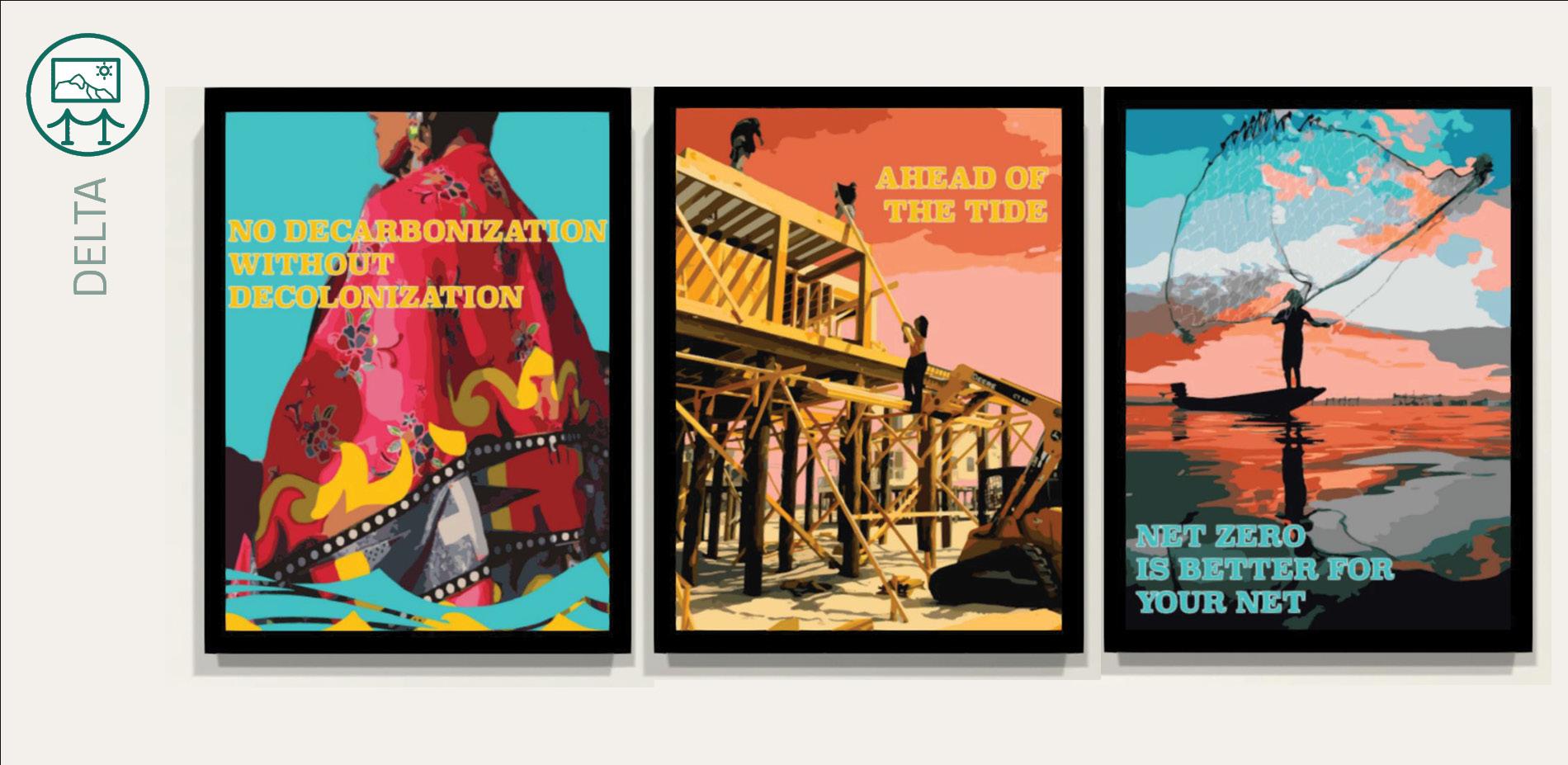 Exhibit: Delta Poster Series