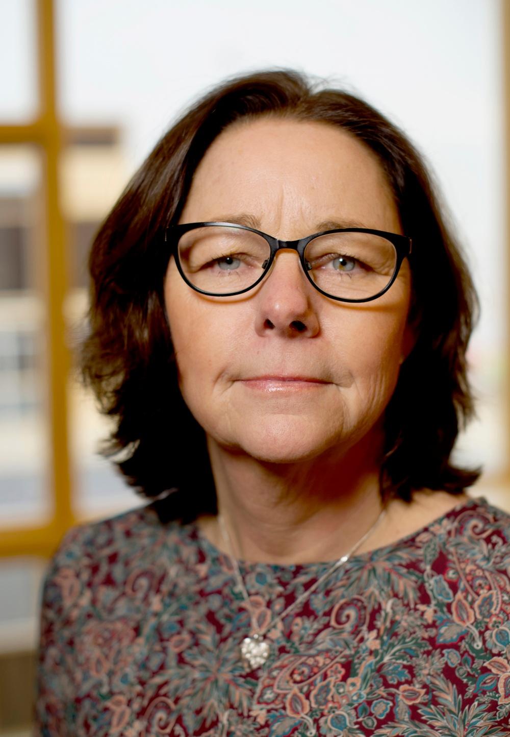 Ulrika Christensen, områdeschef