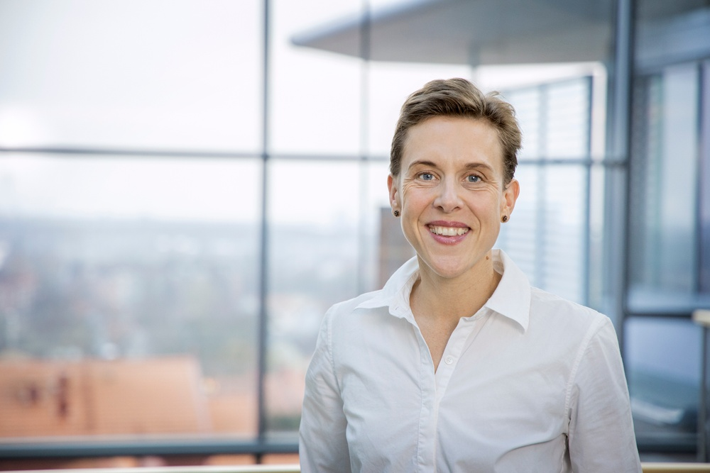 Carolina Samuelsson, sjukhuschef