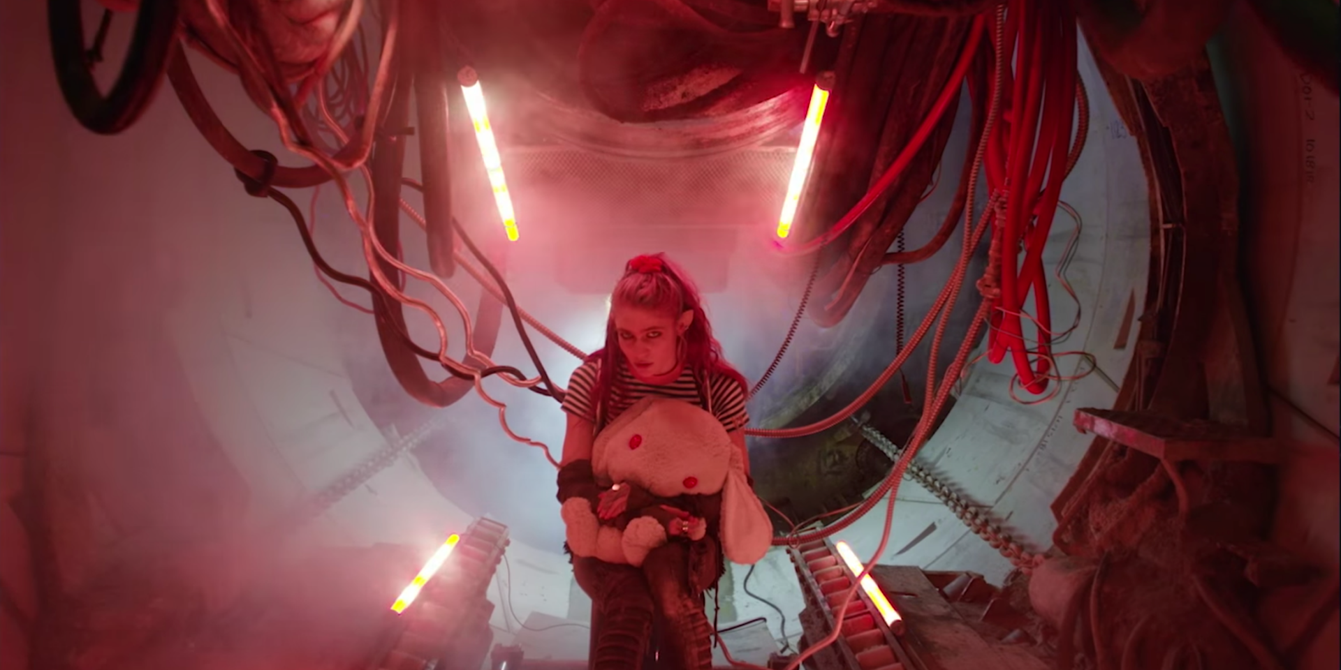 Grimes releases new single 'We Appreciate Power', shares incredible lyric video directed by her brother – watch