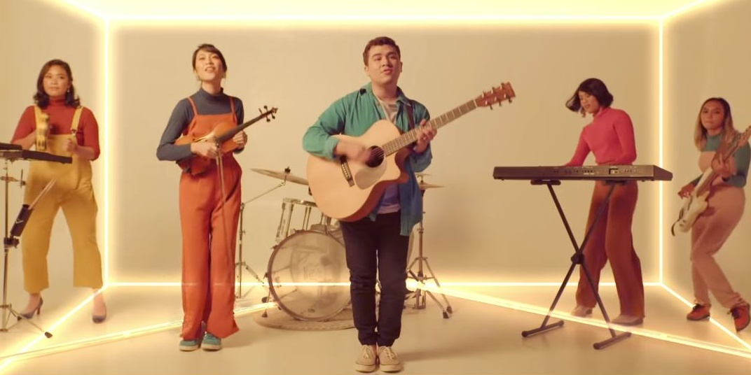 The Ransom Collective release colorful 'I Don't Care' music video – watch