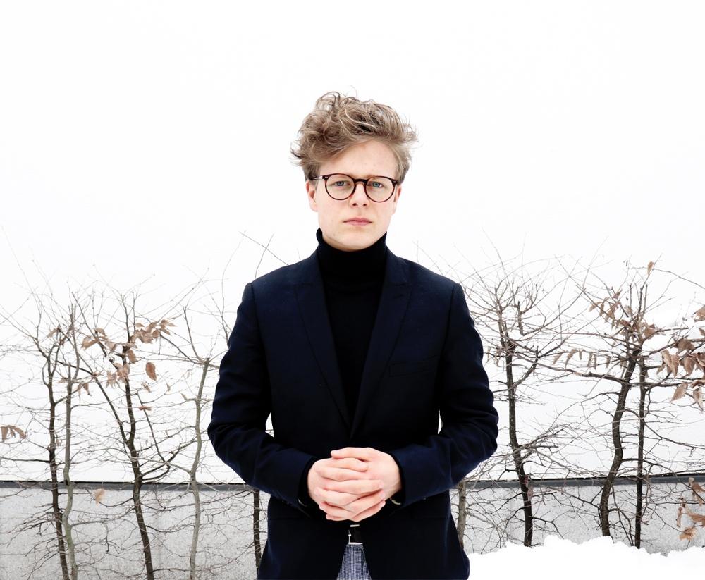 Leo Gerdén, ordförande Sveriges Elevråd.