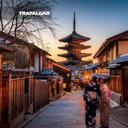 Splendours of Japan