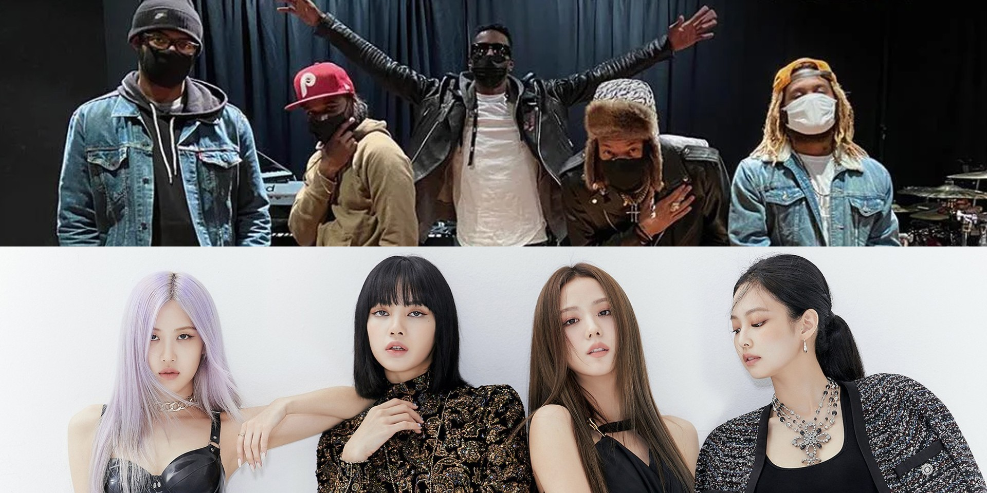 Get to know The Band Six, BLACKPINK's live band
