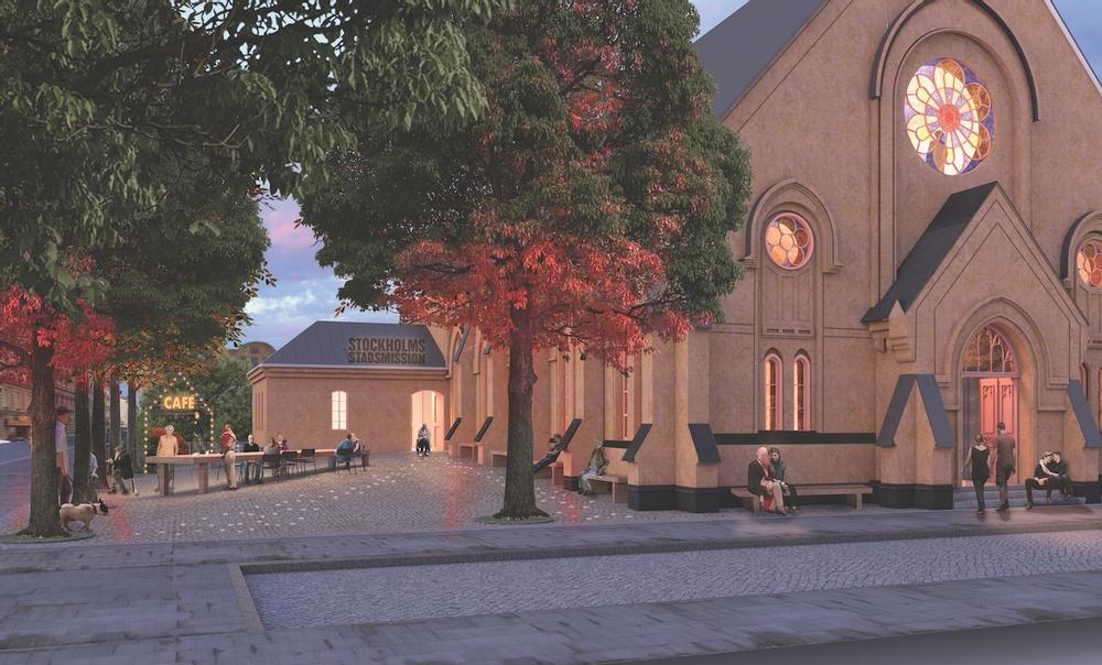 St Paulskyrkan