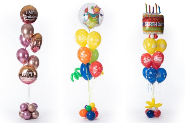Balloon Bouquet Decorations