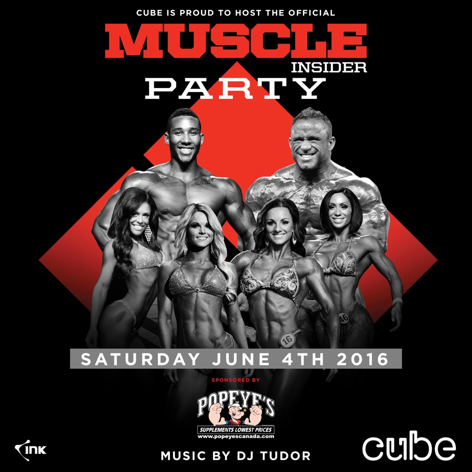 Muscle Insider Party