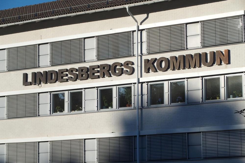 Kommunhuset för Lindesbergs kommun