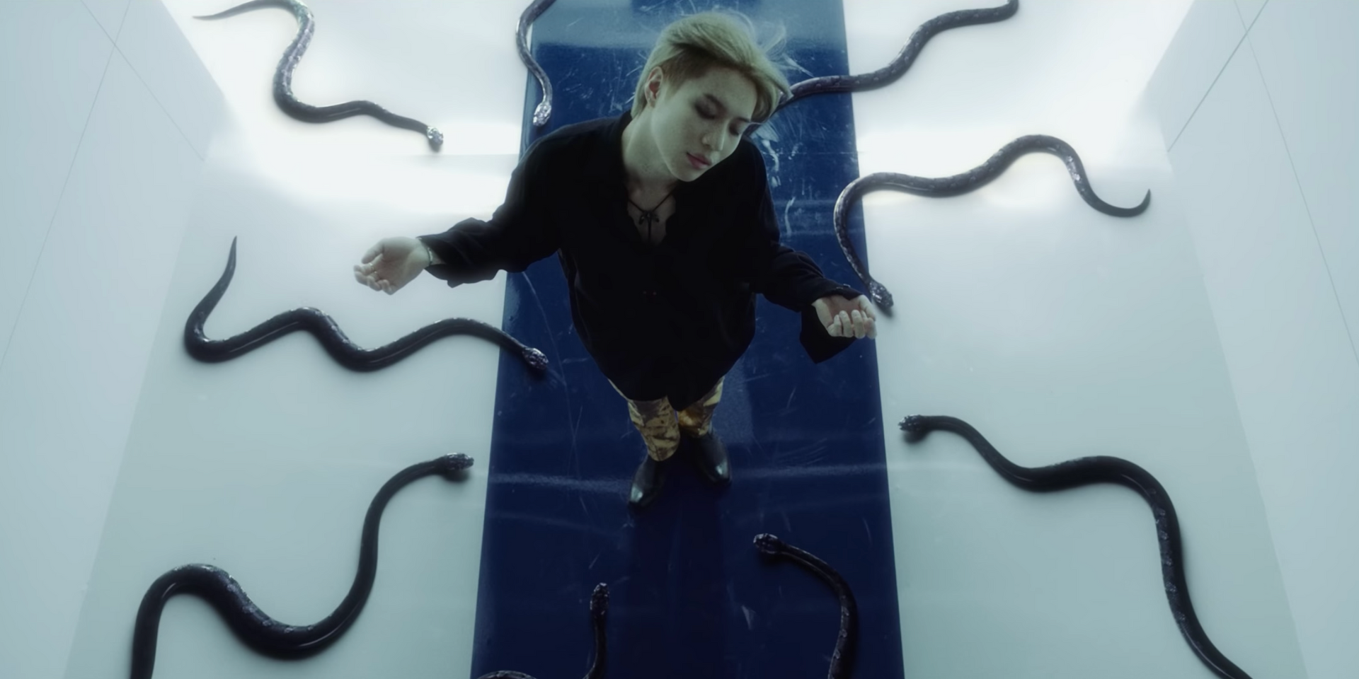 SHINee's Taemin releases visually stunning music video for new song 'WANT'