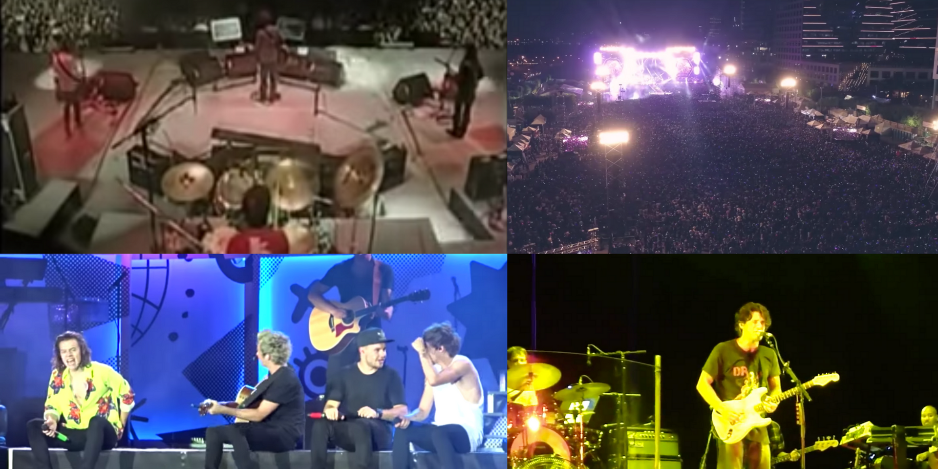 10 memorable Mall of Asia Concert Grounds shows: Eraserheads, Coldplay, John Mayer, One Direction, and more