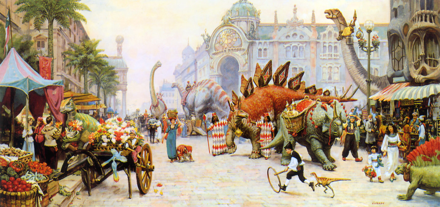 Understanding JavaScript Module Resolution Systems with Dinosaurs