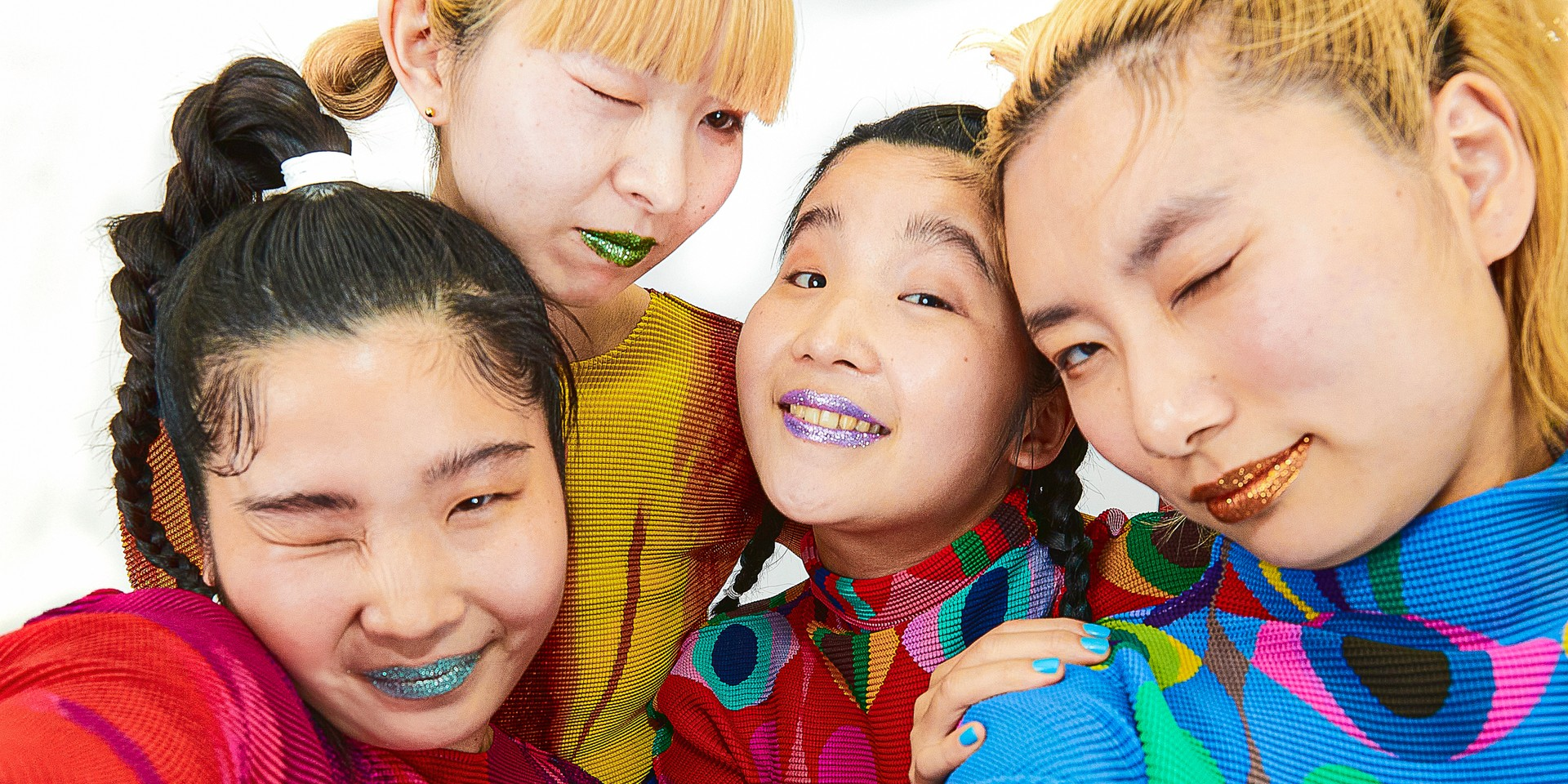CHAI on creating their new album 'WINK', embracing self-love, and their aspirations of becoming global icons