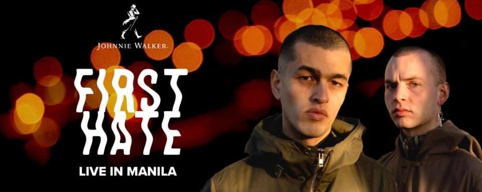 First Hate (Denmark) Live in Manila