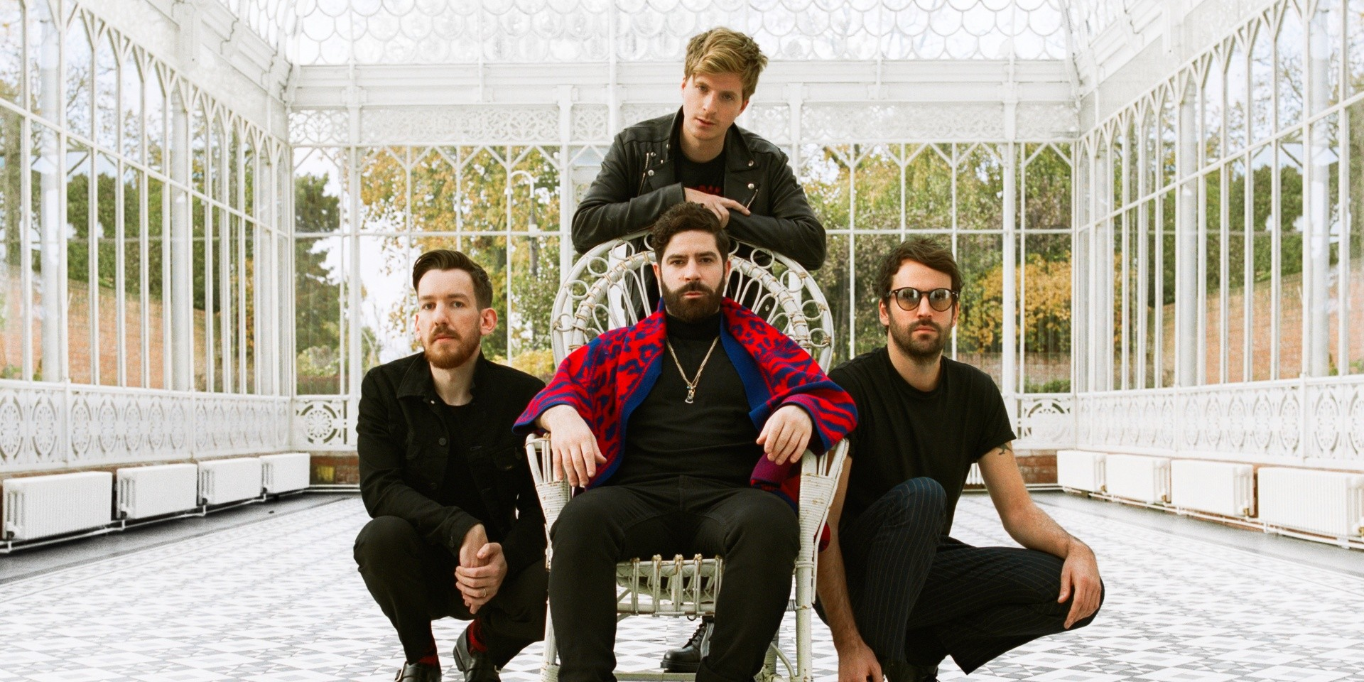 Foals releases haunting new single 'Into the Surf'