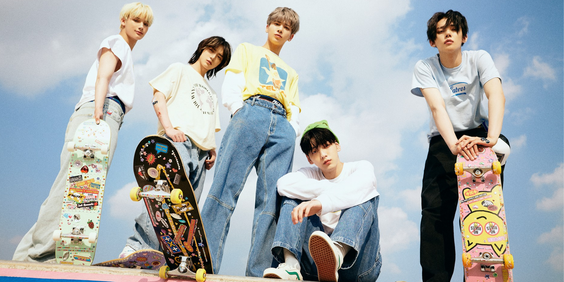 TXT release 'The Chaos Chapter: FIGHT OR ESCAPE' with music video for 'LO$ER=LO♡ER' - watch