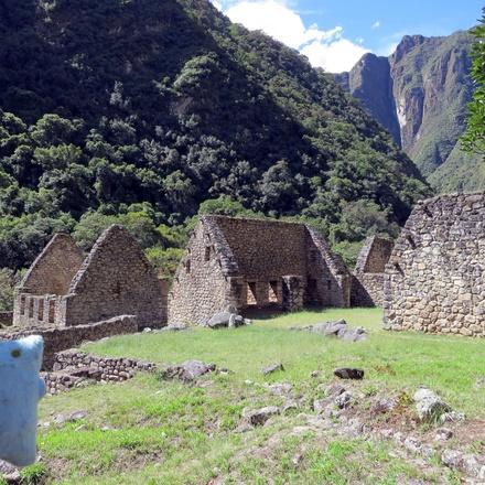 Short Inca Trail Machu Picchu - Machu Picchu (2 Days)