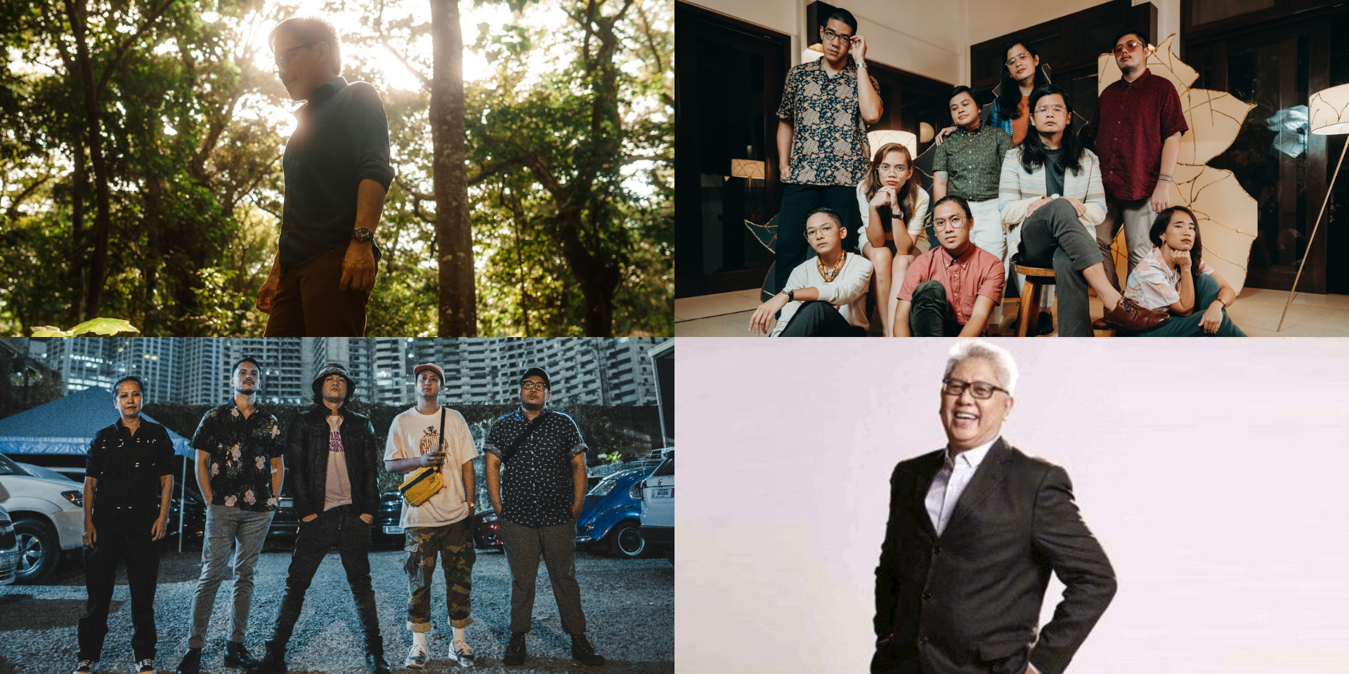 Ben&Ben, Ryan Cayabyab, Ebe Dancel, Sandwich, and more come together for 3-day online music fundraiser festival, Juno Jams