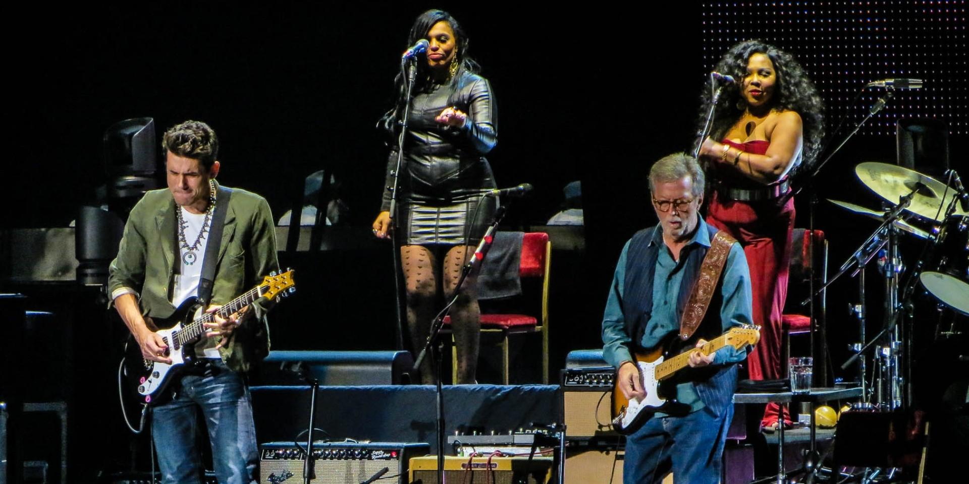 John Mayer to make appearance at Eric Clapton's Crossroads Guitar Festival's set