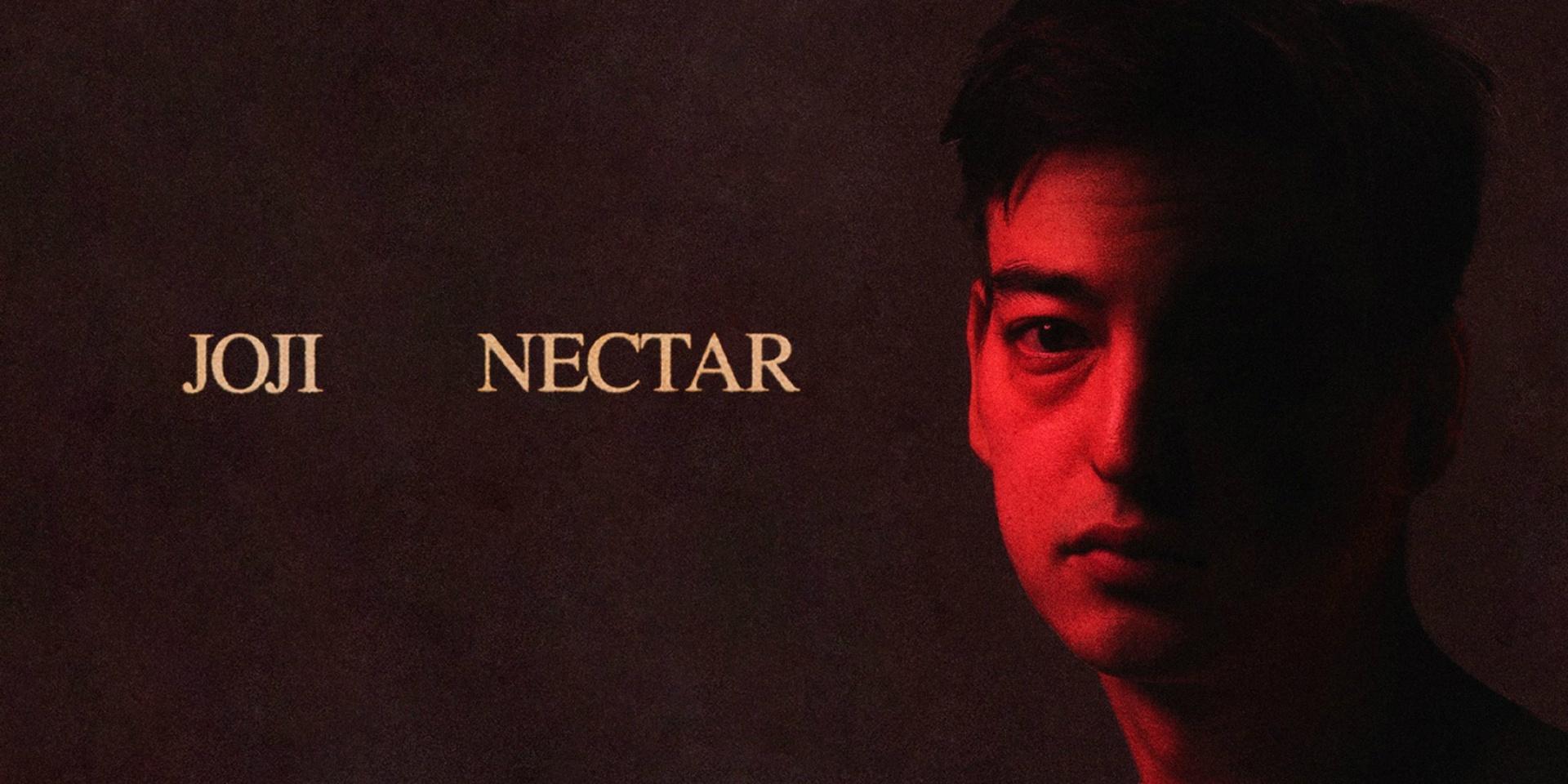 Joji's sophomore album NECTAR is finally here – listen