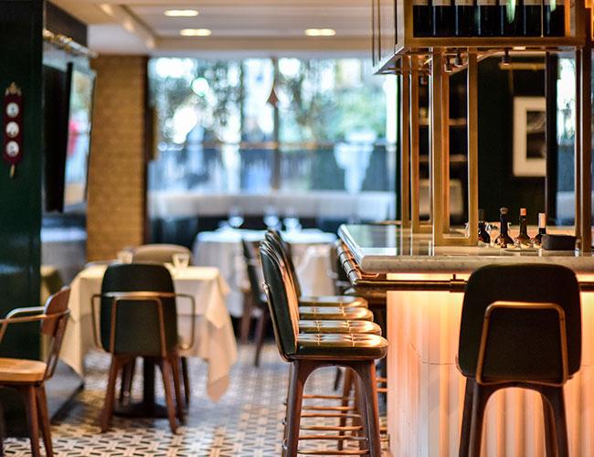 Il Pampero, Hari hotel, Belgravia