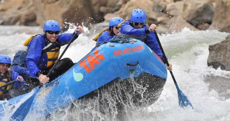 Pine Creek Half Day - Rafting Photo 1 of 1