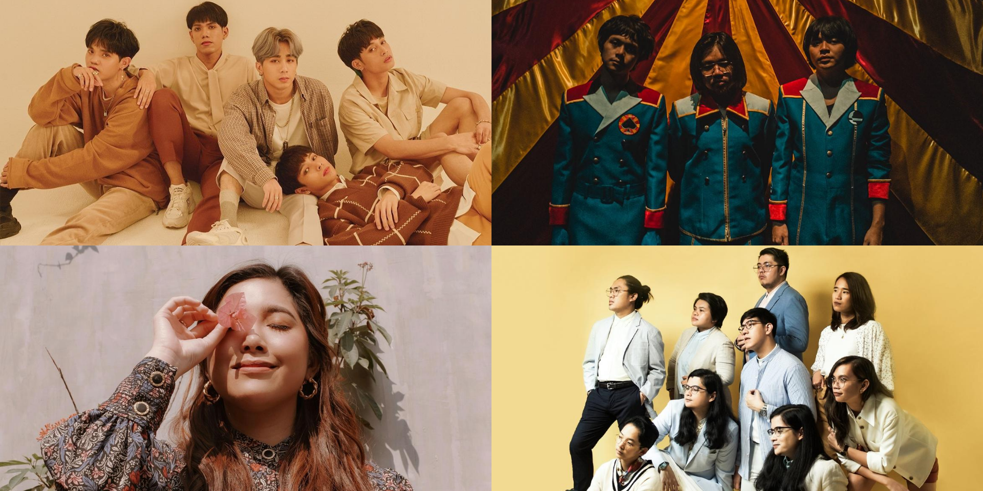 IV of Spades, SB19, Ben&Ben, Moira Dela Torre, and more win at the 33rd Awit Awards