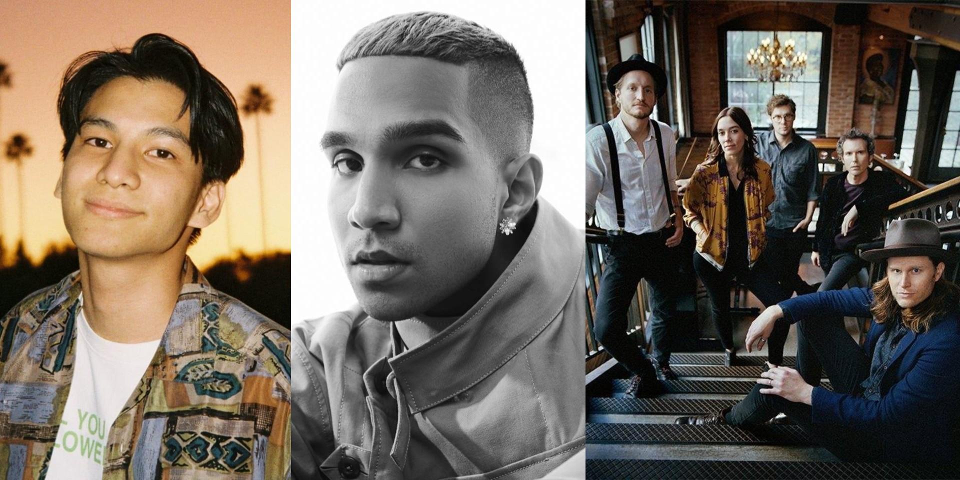 Bacardi NH7 Weekender 2020 lineup revealed – Phum Viphurit, Yung Raja, The Lumineers, and more