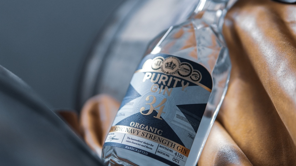 Purity Navy Strength Organic Gin